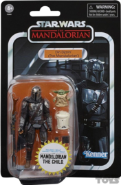 Star Wars Vintage Collection AF 2021 Din Djarin [The Mandalorian]