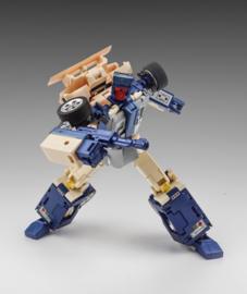 X-Transbots MX-13T Crackup