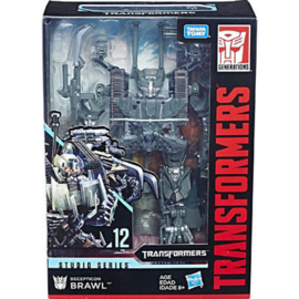 Hasbro Studio Series SS-12 Brawl