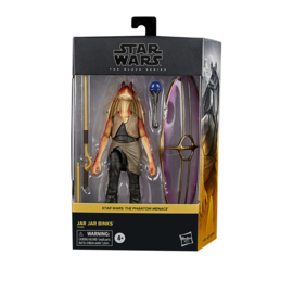Star Wars Black Series AF Jar Jar Brinks (The Phantom Menace)