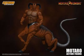 Mortal Kombat Action Figure 1/12 Motaro