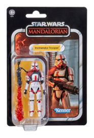The Mandalorian Vintage Collection AF 2020 Incinerator Trooper - Pre order