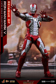 Iron Man 2 MMS Diecast AF 1/6 Iron Man Mark V - Pre order