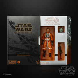 Star Wars The Black Series The Mandalorian Trapper Wolf [Hasbro Fans Expo Exclusive] - Pre order
