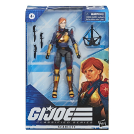 G.I. Joe Classified Series Scarlett - Pre order