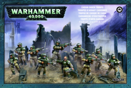 Cadian Shock Troops Infantry Squad