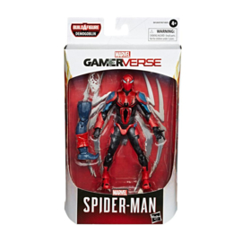 Marvel Legends Spider-Man Spider-Armor Mark III [Marvel Gamerverse]