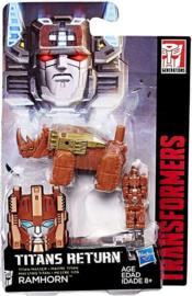 Titans Return Titan Masters Ramhorn