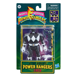 Mighty Morphin Power Rangers Retro Collection AF Black Ranger