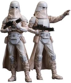 Star Wars ARTFX+ PVC Statue 1/10 2-Pack Snowtrooper - Pre order