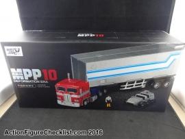 Weijiang MPP10/M01 Trailer