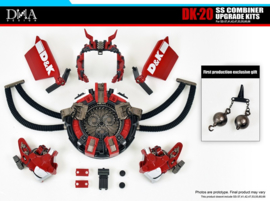 DNA Design DK-20 Studio Series SS Combiner Upgrade Kit  - Pre order