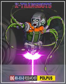 X-Transbots MX-19B Polpus - Pre order