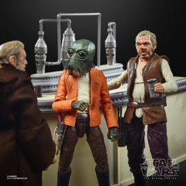 Star Wars The Black Series Cantina Showdown Playset [Hasbro Fans Expo Exclusive] - Pre order