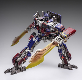 Weijiang Oversized SS05 Optimus Prime