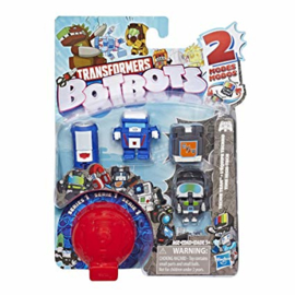 Hasbro BotBots Mini Figures 5-Packs Techie Team SET A