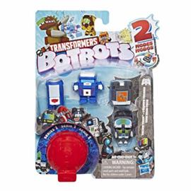 Hasbro BotBots Mini Figures 5-Packs Techie Team SET A