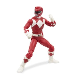Power Rangers Lightning Collection Mighty Morphin Red Ranger - Pre order