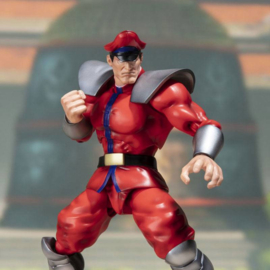 Street Fighter S.H. Figuarts Action Figure M. Bison Tamashii Web Exclusive