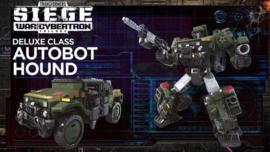 Hasbro WFC Siege Deluxe Hound