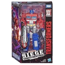 Hasbro WFC Siege Voyager Optimus Prime