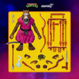 Super7 Teenage Mutant Ninja Turtles Ultimates Splinter