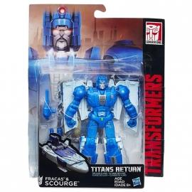 Titans Return Deluxe Scourge