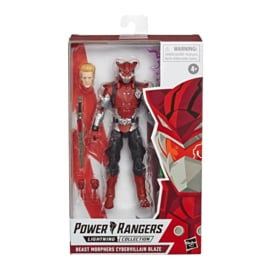 Power Rangers Beast Morphers Cybervillain Blaze