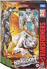 Hasbro WFC Kingdom Voyager Tigatron - Pre order