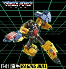 TFC Trinity Force TF-01 Raging Bull