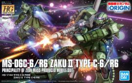 1/144 HG Zaku II Type C-6 R6