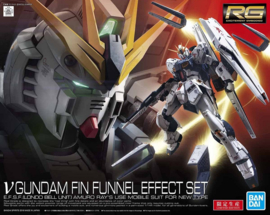 1/144 RG RX-93 ν (Nu) Gundam Fin Funnel Effect Set