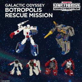 Transformers Botropolis Rescue Mission [Set of 6] - Pre order