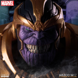 Mezco Marvel Universe Light-Up AF 1/12 Thanos - Pre order