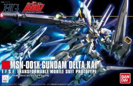 1/144 HGUC Gundam Delta Kai