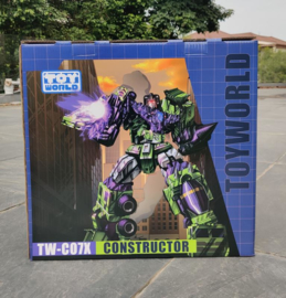 ToyWorld  TW-C07X Constructor Set of 6