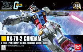 1/144 HGUC RX-78-2 Gundam [Revive]