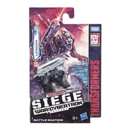 Hasbro WFC Siege Battle Masters Lionizer