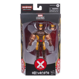 Marvel Legends X-Men Wolverine [BAF Tri-Sentinel]