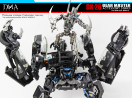 DNA DK-26 Gear Master Upgrade MPM-5 & 10 - Pre order