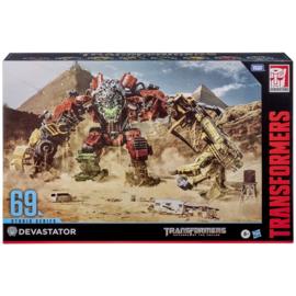 Hasbro Studio Series SS-69 Devastator Gift Set