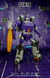 DX9 D-07 Tyrant