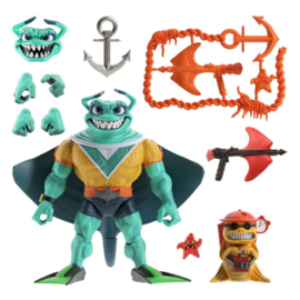 Super7 Teenage Mutant Ninja Turtles Ultimates Ray Fillet  - Pre order