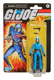 "G.I. Joe Retro 3.75"" Cobra Commander - Pre order"