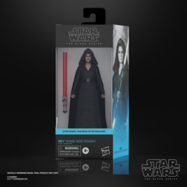 Star Wars Black Series AF Rey (Dark Side Vision) (Episode IX)
