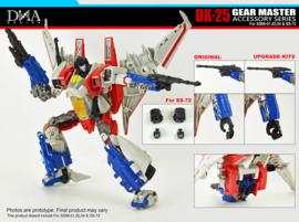 DNA DK-25 Gearmaster Accessory Series - Pre order