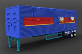 X-Transbots MX-12BG G2 Gravestone Trailer - Pre order