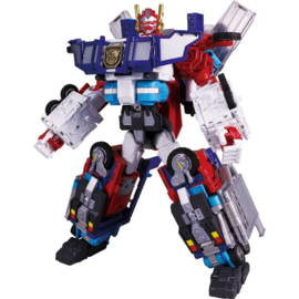 Takara Encore God Fire Convoy Reissue
