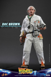 Hot Toys Back To The Future MM AF 1/6 Doc Brown  - Pre order