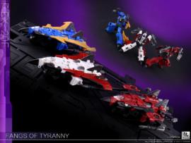 Iron Factory IF-EX20F Fang of Tyranny Set